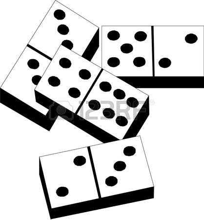 Dice clipart domino Domino Clipart domino