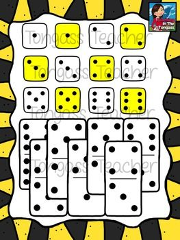 Dice clipart domino Images and Fonts and Domino