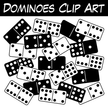 Dice clipart domino Clipart domino Clipart! Candler from