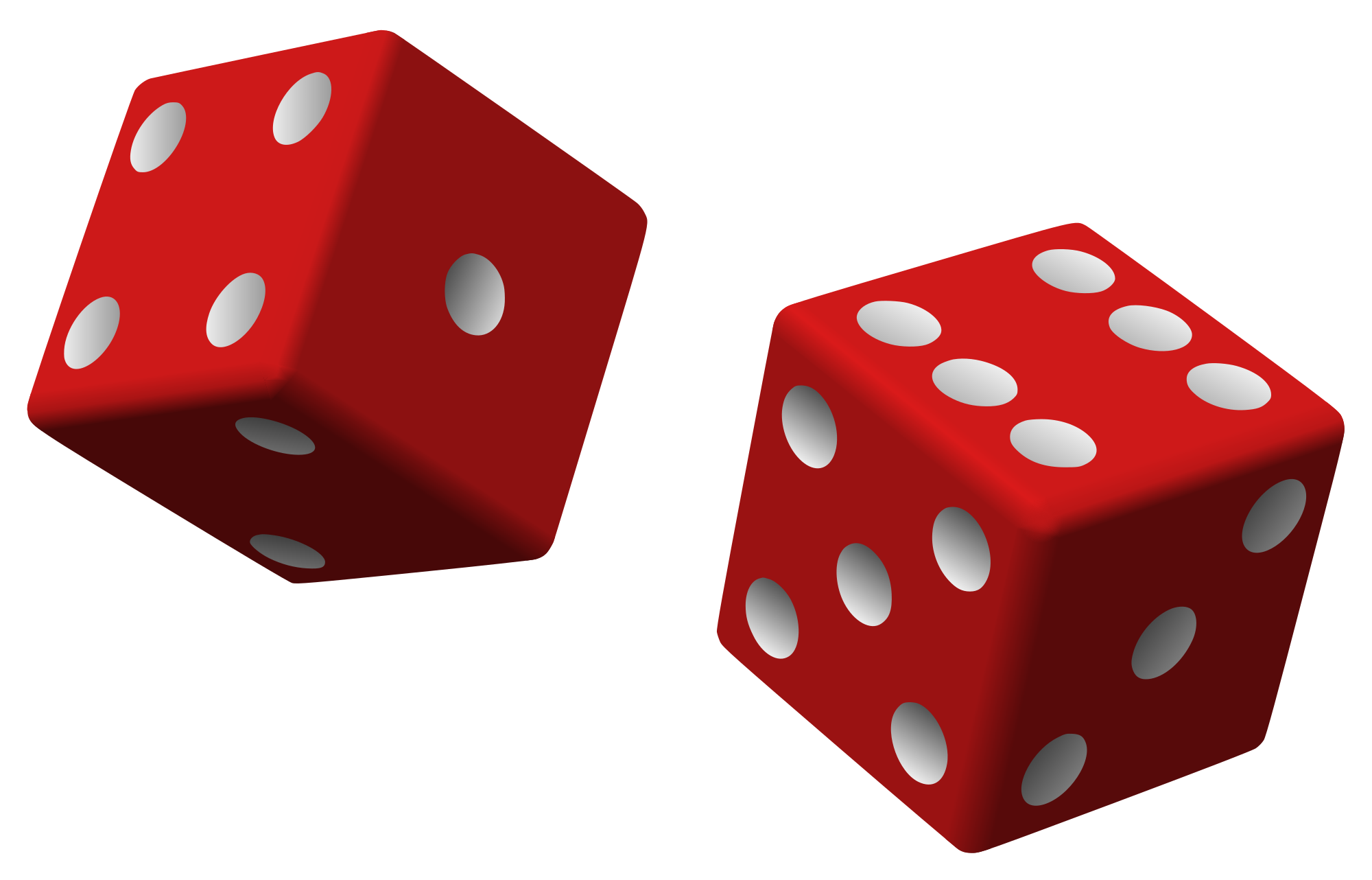 Dice clipart game time Dice Commons Wikimedia File:Two 01