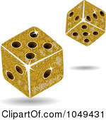 Dice clipart gold Cliparts Dice Clipart Dice Gold
