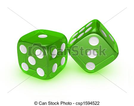 Dice clipart funny White Illustration on Art of