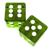 Dice clipart green Profit GoGraph Free Dice money