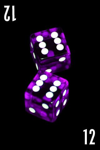 Dice clipart purple 105 Dice purple Mini Dice