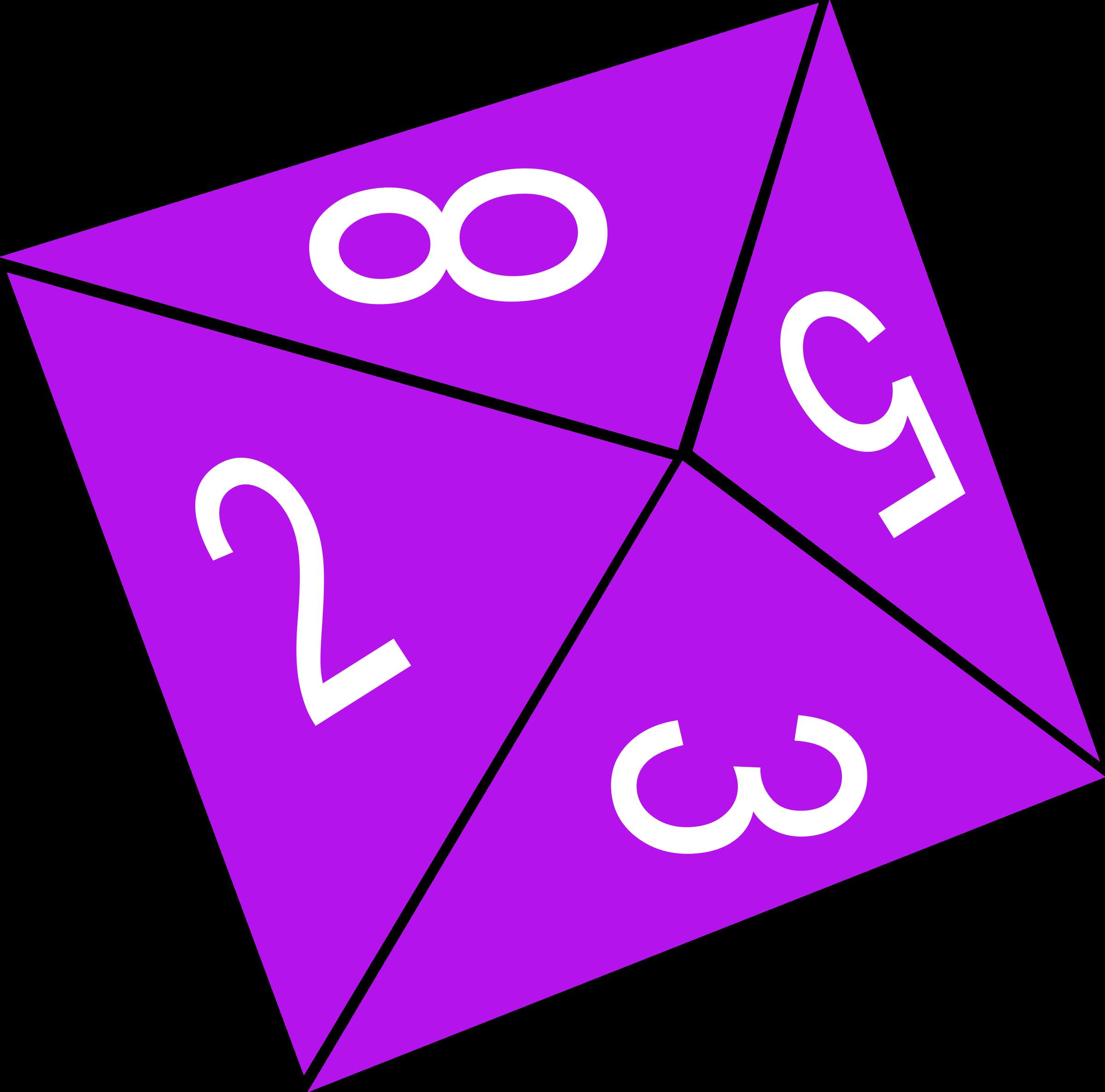 Dice clipart purple Clipart — Clipartwork Clipart Dice