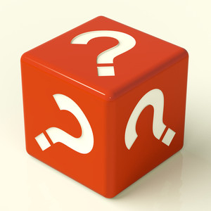 Dice clipart question mark Symbol Library Question  Illustrations