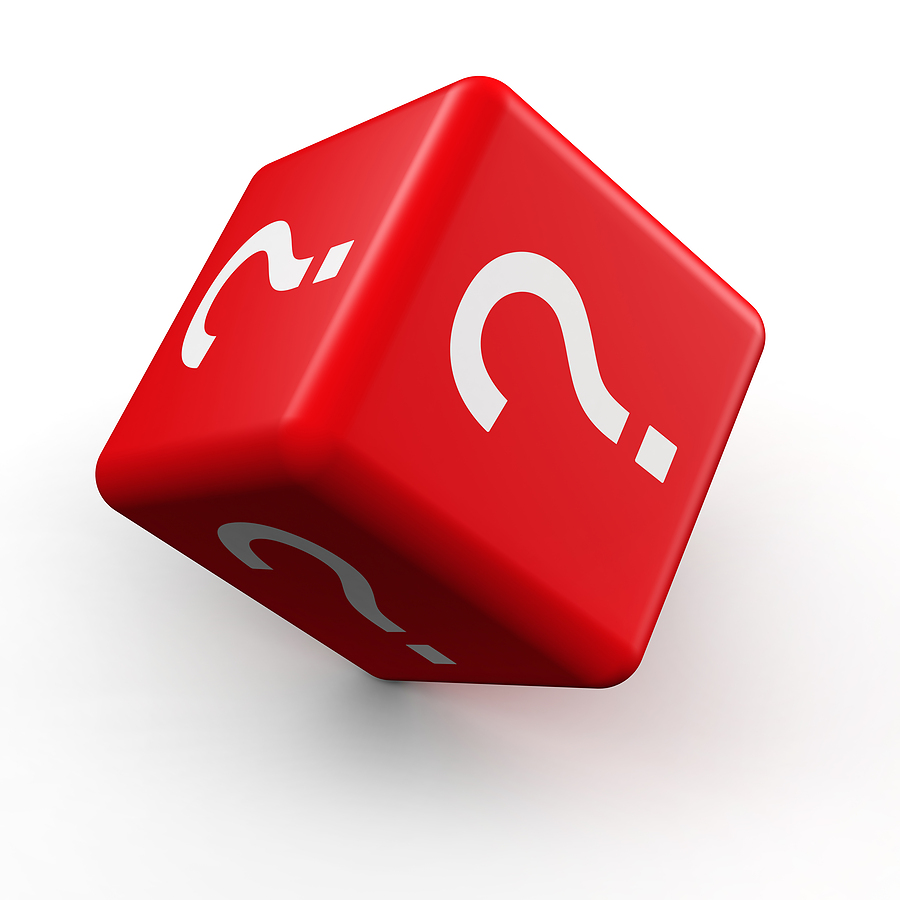 Dice clipart question mark What symbol dice mark really