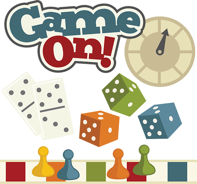 Dice clipart table game Night Games CSGSA Night Board