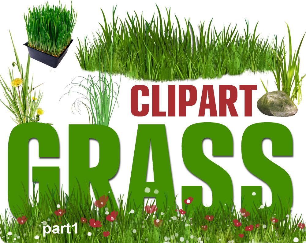 Grass clipart printable #14