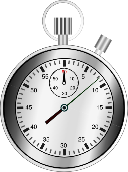 Old clipart stopwatch As: Art at image clip