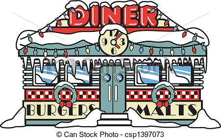 Diner clipart Clipart Diner clipart collection Diner