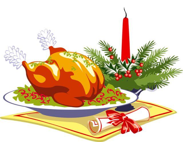 Ham clipart xmas Christmas Art Banquet Art banquet
