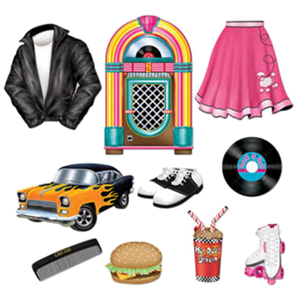 Musical clipart grease About Art Diner on Art