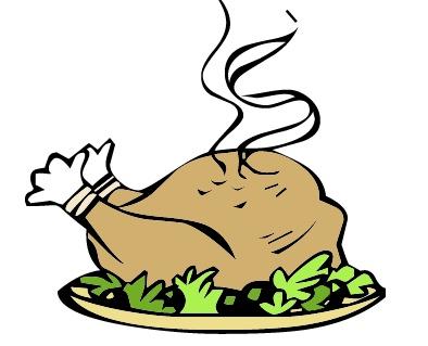 Thanksgiving clipart supper On  Clipart Art Turkey