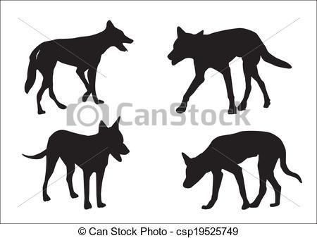 Dingo clipart Dingo Search Art dingo Clip