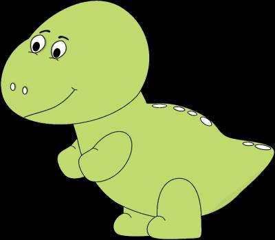Dinosaur clipart Baby Images Dinosaur Clip Green