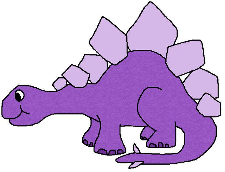 Brachiosaurus clipart purple dinosaur  Dinosaur pdclipart clip art
