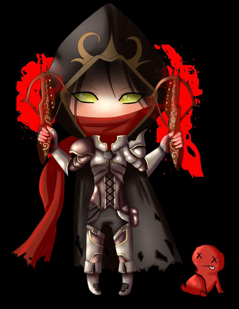 Dioblo clipart cute demon Hyldenia Hunter Demon Hunter by