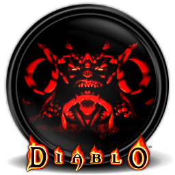 Dioblo clipart icon 1 Exhumed Pack Iconset 1