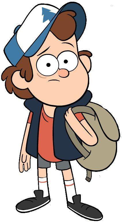 Dipper clipart On Фолз To Keep Falls