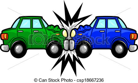 Disaster clipart animated Car and Cartoon involved Illustrations