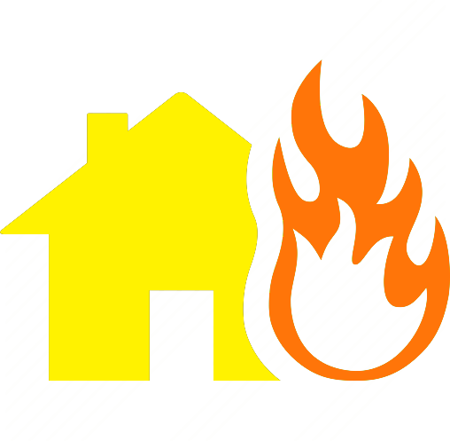 Disaster clipart fire smoke Fire Restoration Services / Damage