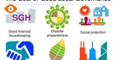 Disaster clipart good governance Biliran Biliran Good Local of