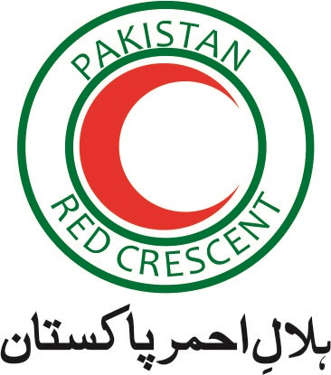 Disaster clipart operations management Pakistan – Red Logo Disaster