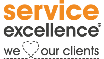 Disaster clipart service excellence Aztech  Service IT Excellence
