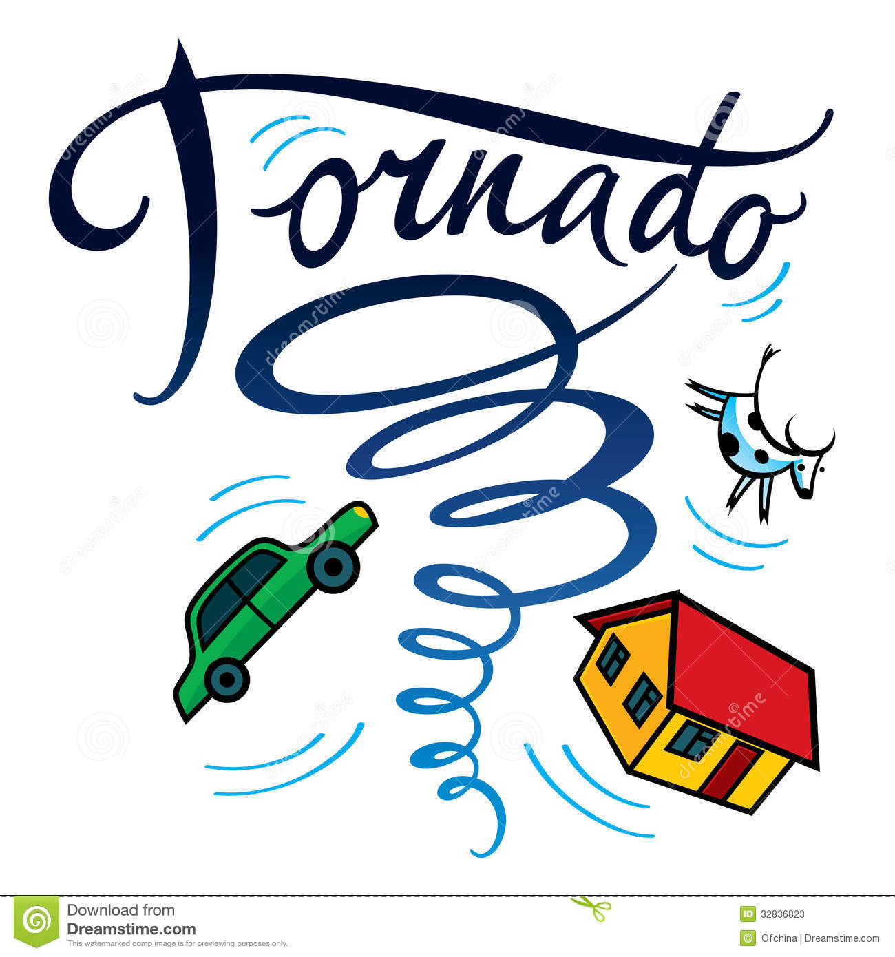 Disaster clipart tornado Clipart Storm Educational Collection clipart
