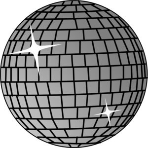 Disco clipart Disco at Art Clip Art