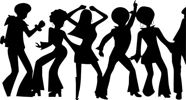 Disco clipart afro 1970s cliparts Afro Clipart Afro