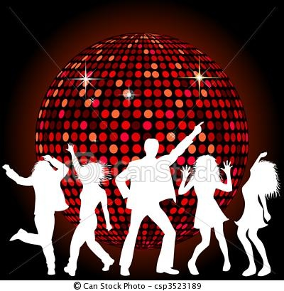 Disco clipart funk Funky town town this images