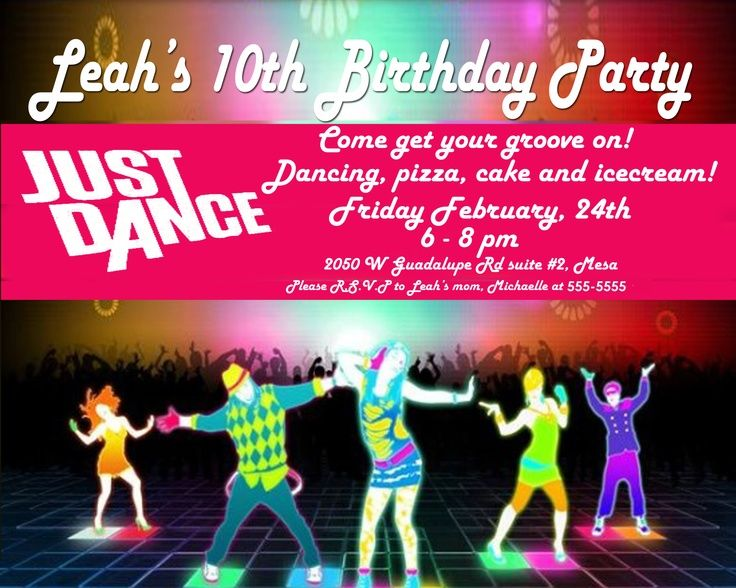 Disco clipart just dance We just Party best dance