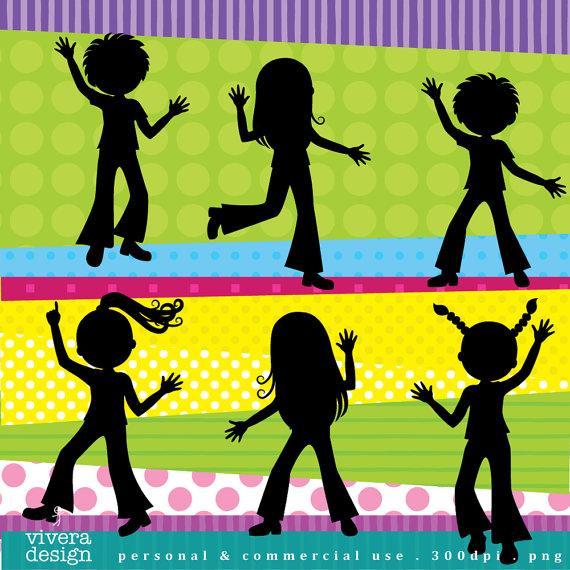 Disco clipart old school Art Disco Children Disco Disco