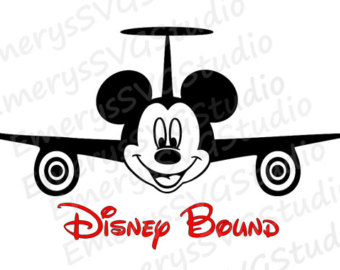 Airplane clipart disney DXF Disney File Bound Airplane