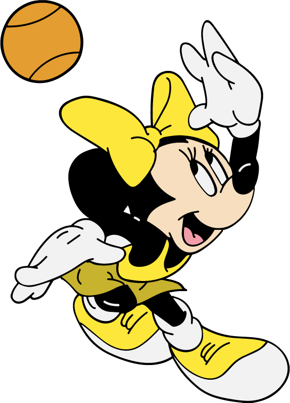 Disneyland clipart basketball Disney go  SVG mouse