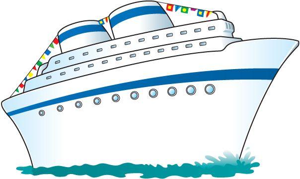 Ferry clipart disney cruise line Ship clip Disney art art