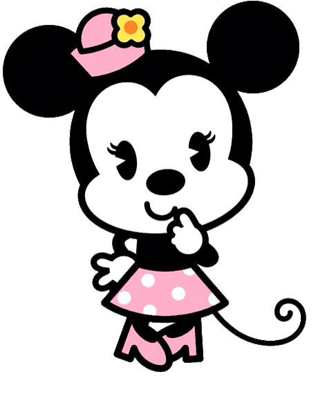 Mouse clipart kawaii Nadia Disney Find on this