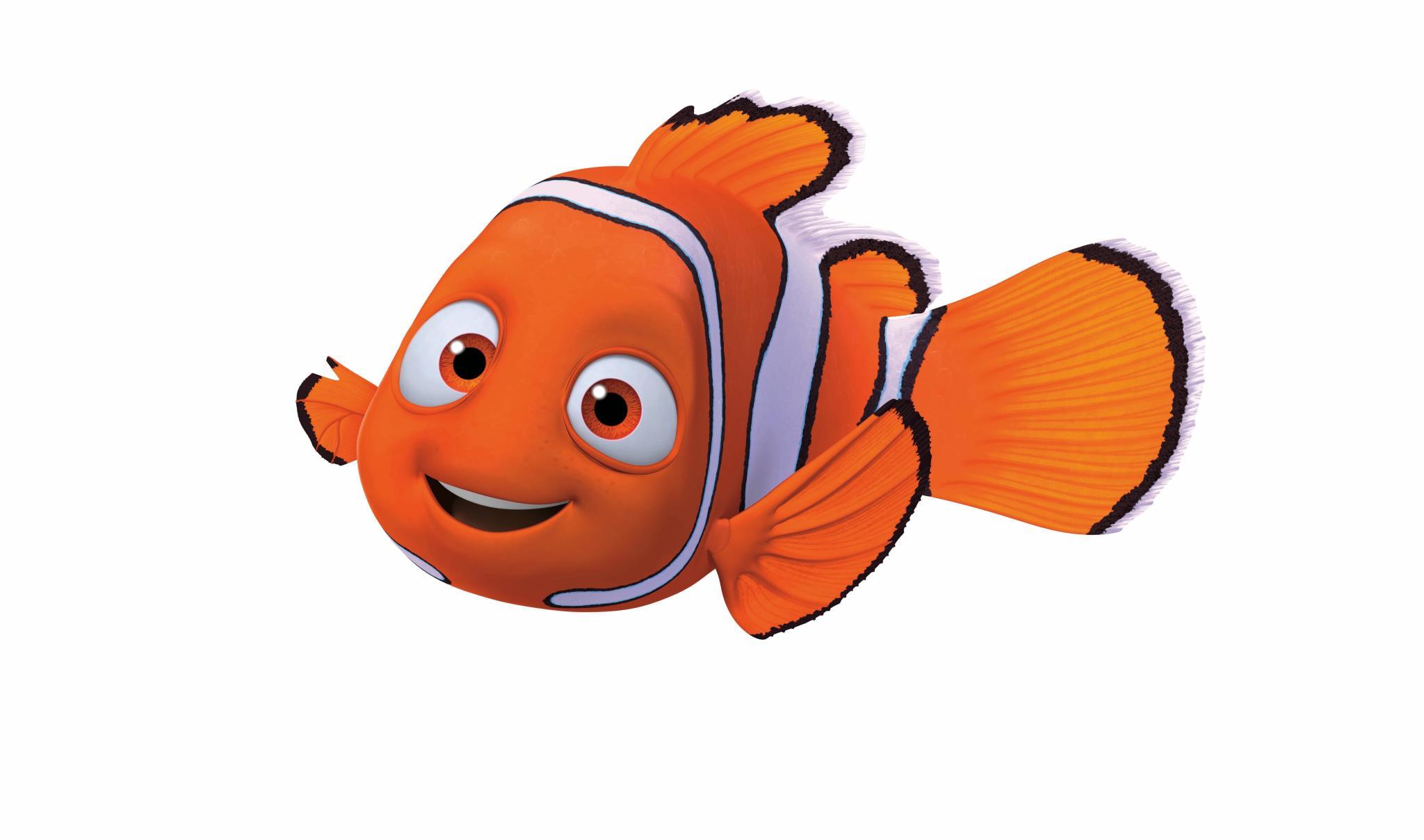 Tropical Fish clipart nemo fish #2