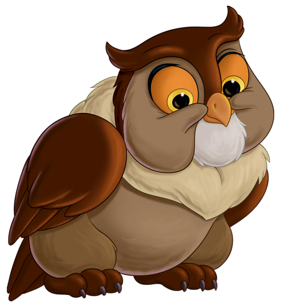 Barred Owl clipart animated Owl PNG Art Image Clip