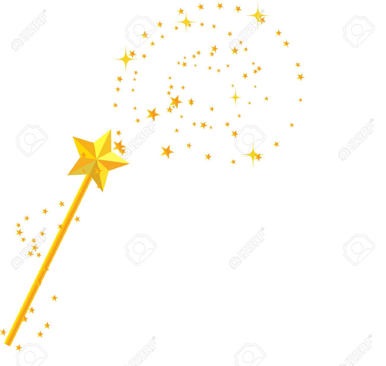 Sparkles clipart pixie dust #7
