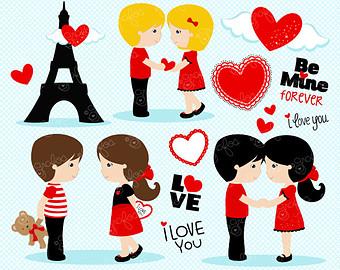 Celebration clipart valentine's day Clip 2 2 Valentines art