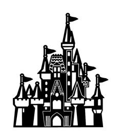 Disneyland clipart disney castle Disneyland Castle  Clipart