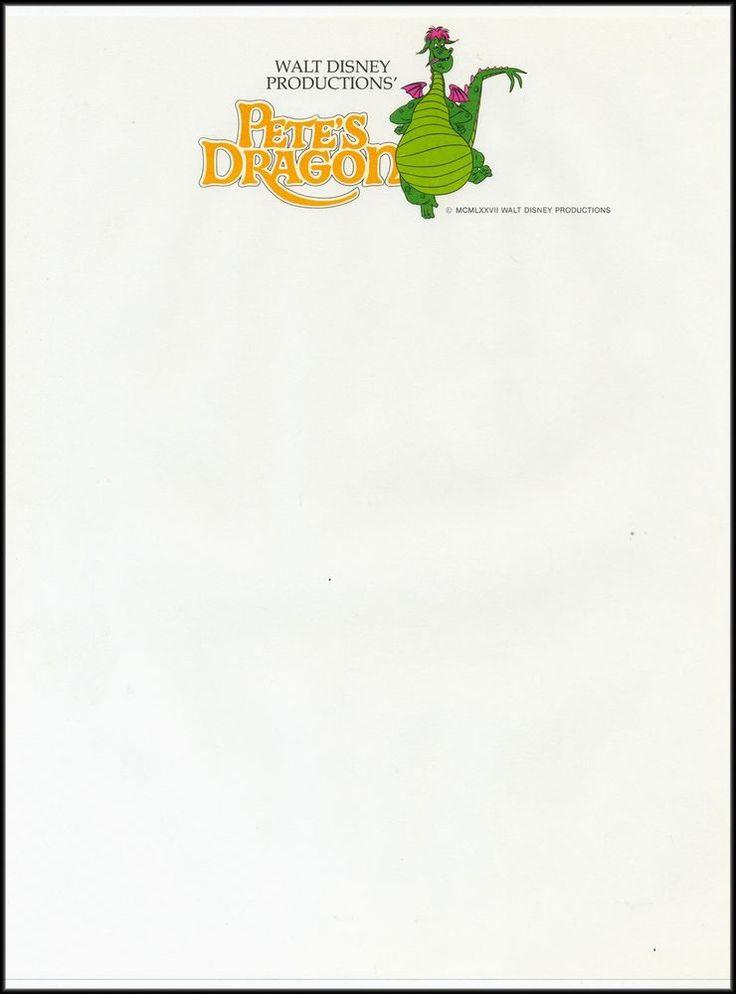 Disneyland clipart disney movie Stationery 75 Disney best images