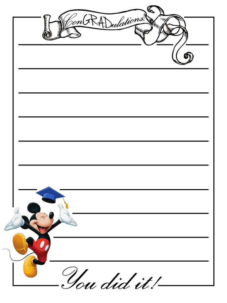 Disneyland clipart disney school And on Stationary 164 images