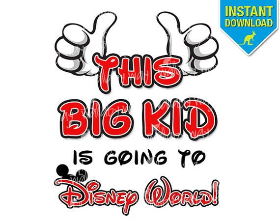 Disneyland clipart florida vacation Is World to Kid Printable