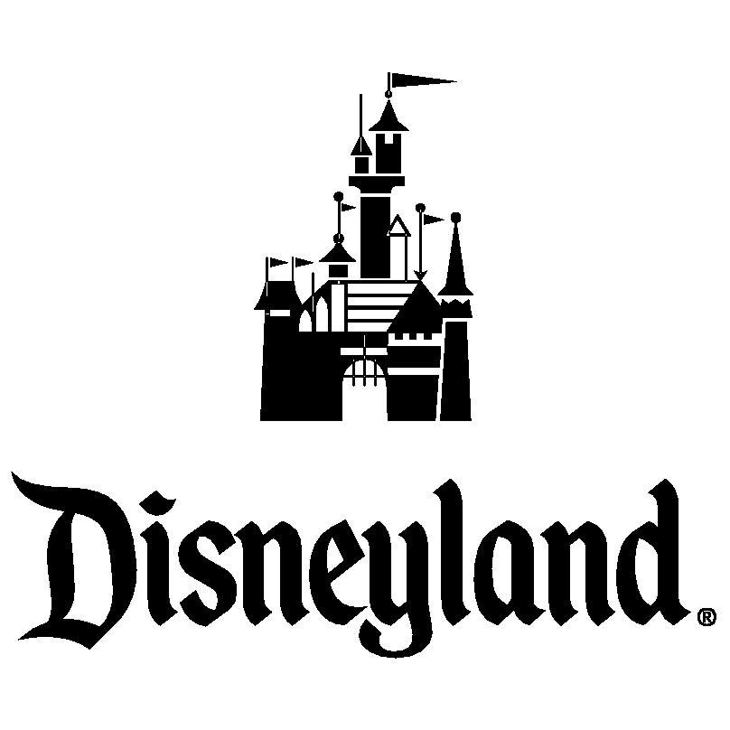 Disneyland clipart logo california : GWP Disneyland Disneyland