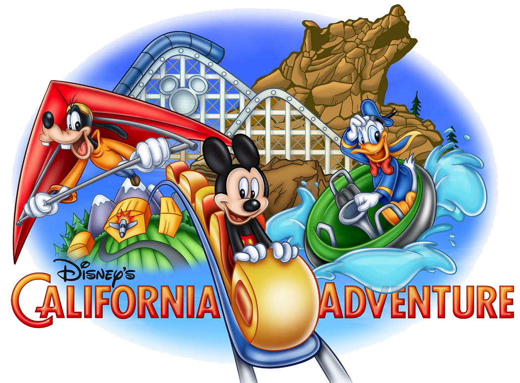 Disneyland clipart logo california California Adventure Adventure DCA California