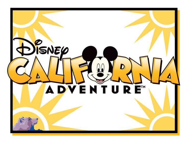 Disneyland clipart logo california Disney Pinterest Scrapbooking Disneyland best